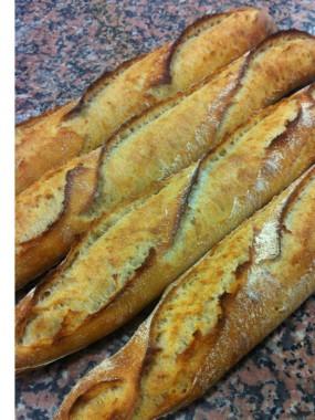 Lot 3 +1 Gratuite, Baguette Tradition Française  TRAD'OR au Levain