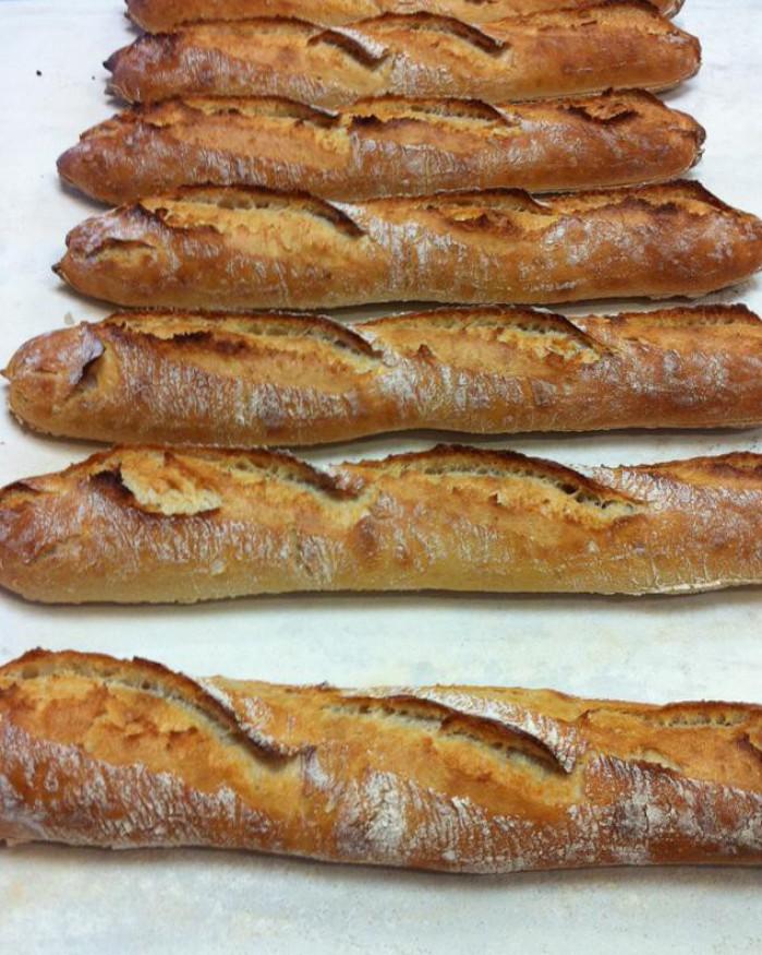 Baguette Tradition Française Classic au Levain