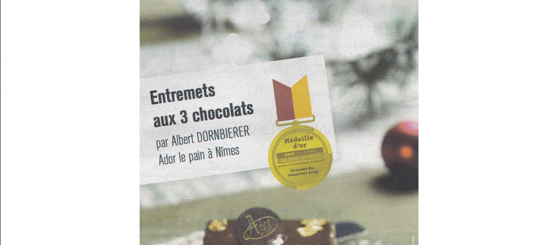 19 médailles aux Concours Gard Gourmand